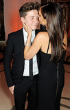 Victoria Beckham's Surprise Red Carpet Date