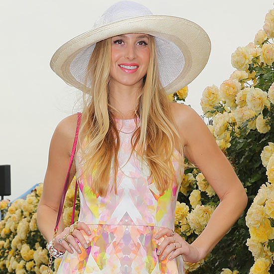 2013 Crown Oaks Day Beauty Looks