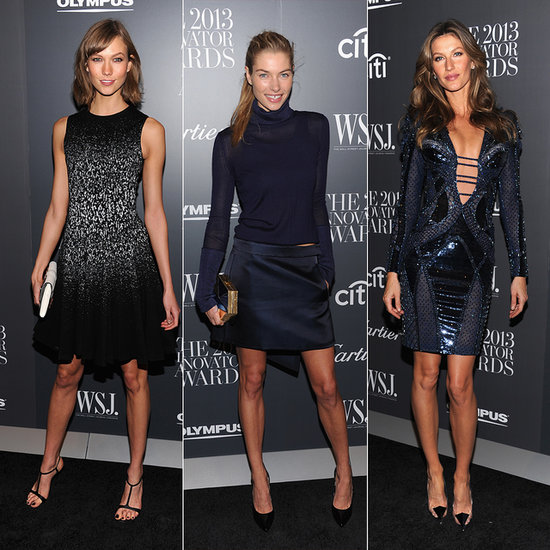 Jess Hart, Karlie Kloss And Gisele Bündchen All On The One Red Carpet