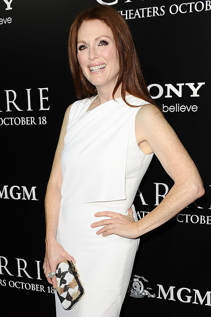 Julianne Moore joined Still Alice as a university professor.