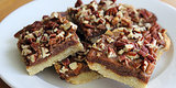 Portion-Controlled Paleo! Pecan Pie Bars