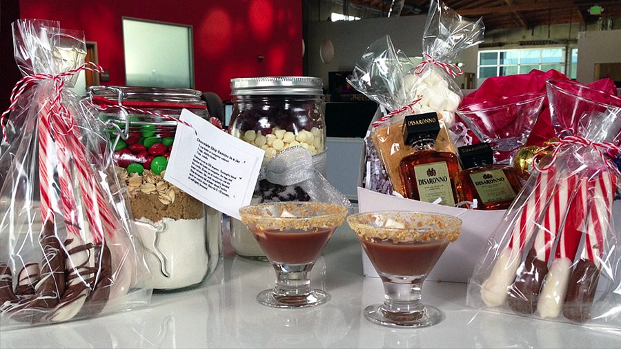 Holiday Edible Gift Recipes Video Popsugar Food