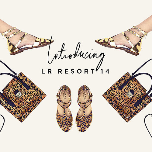 Loeffler Randall Resort 2014 Collection | Shopping