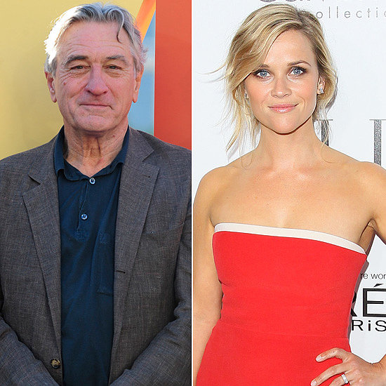 Robert De Niro and Reese Witherspoon will star in The Intern, a comedy from Nancy Meyers. Witherspoon will play a successful fashion writer who takes on De Niro as an intern.