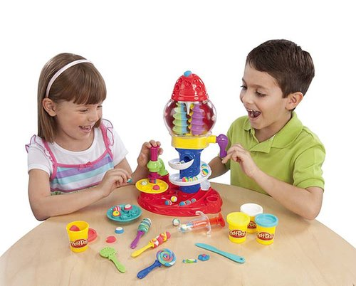 For 4-Year-Olds: Play-Doh Sweet Shoppe Candy Cyclone Playset