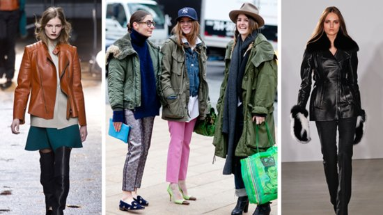 The 5 Coats You Need to Own This Season