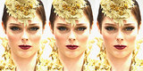 Coco Rocha's Makeup Artist on Her Powerful Crown Oaks Beauty Look