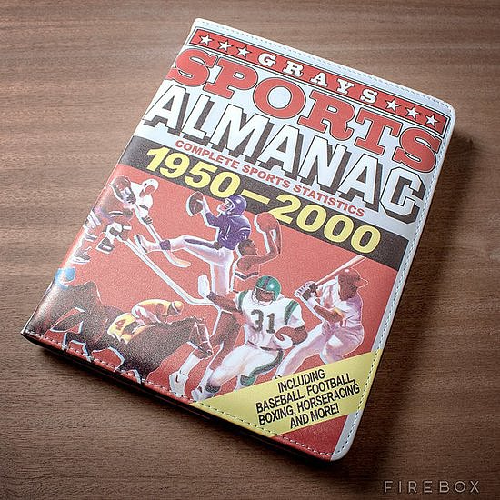 Back to the Future iPad Cover