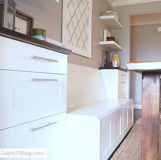 Build Banquette: POPSUGAR Home