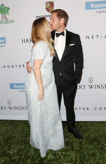Drew Barrymore Shows Off Baby Bump Alongside Rachel Zoe, Nicole Richie & More