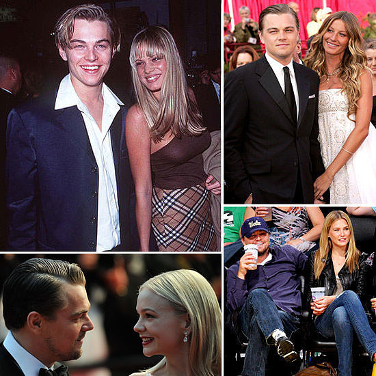 Happy Birthday, Leonardo DiCaprio — See All of His Lovely Ladies!