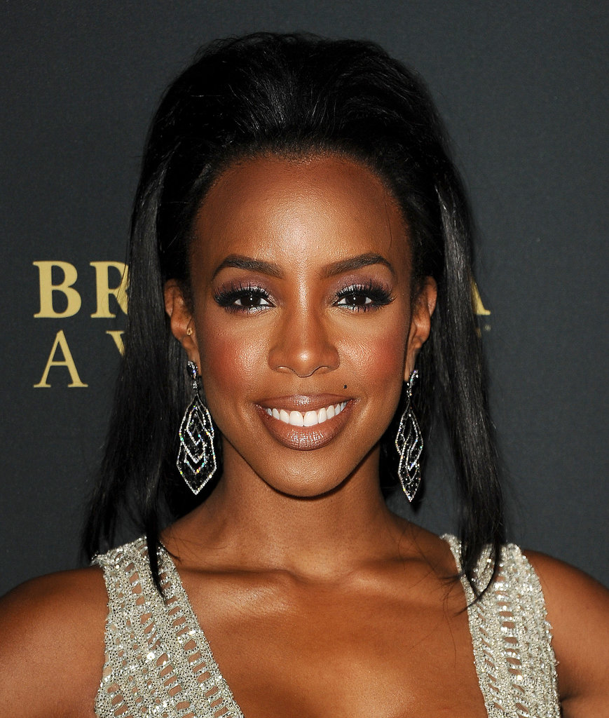 Kelly Rowland was absolutely glowing at the BAFTA Los Angeles Britannia Awards.