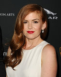 At the 2013 BAFTA LA Britannia Awards, Isla Fisher exuded vintage glamour.