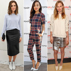 Celebrities Wear Topshop