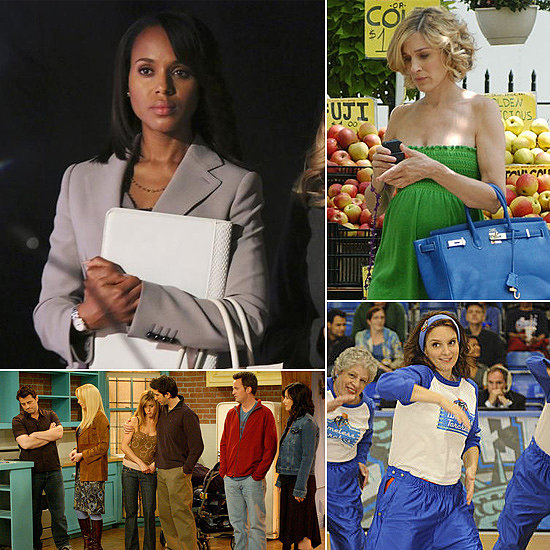 25 Ways TV Shows Bared or Covered Pregnant Bellies