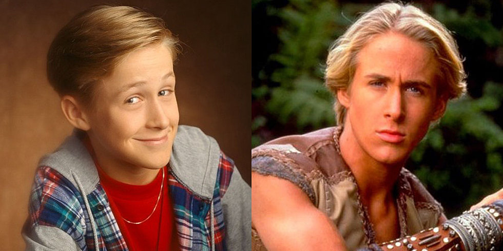 Ryan Gosling Has Clearly Been a Heartthrob Since Birth