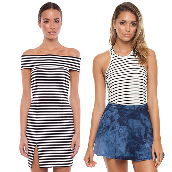 Shop: 12 Simple And Chic Striped Dresses And Tops