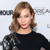 Lena Dunham, Karlie Kloss at 2013 Glamour Women of the Year
