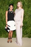 Designer Monique Pean and Melissa George