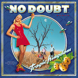 """Tragic Kingdom by No Doubt I think I could still sing this album all the way through, beginning with """"Spiderwebs."""" I've loved Gwen Stefani ever since, and that's going on almost two decades! — Annie Gabillet, news editor"""