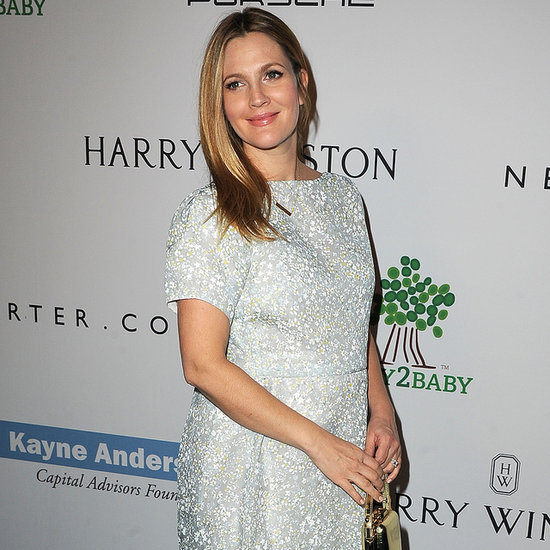 We're Already in Love With Drew Barrymore's Maternity Style