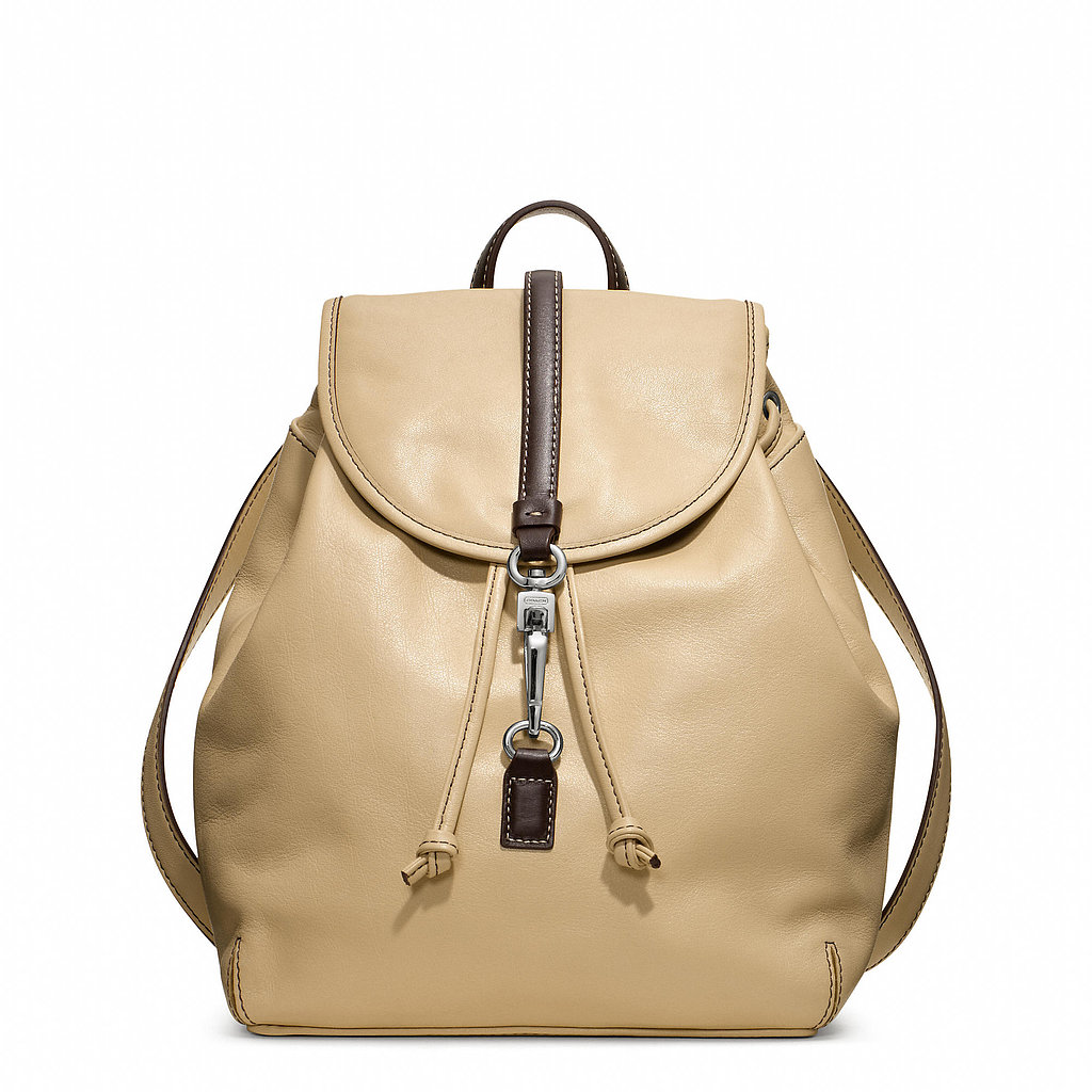 Coach Studio Legacy Leather Backpack ($258)