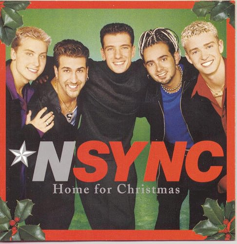'NSYNC's Home For Christmas Album ($16)