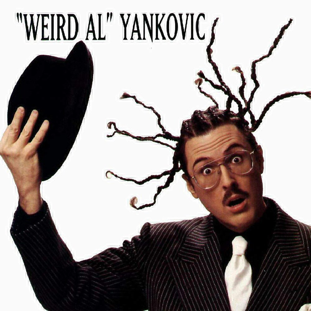Weird Al Yankovic Hooked On Polkas