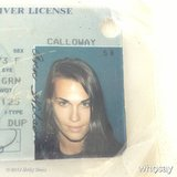 Molly Sims posted her old Kentucky driver's license. Of course, she had a head-shot-worthy picture!  Source: Instagram user mollybsims