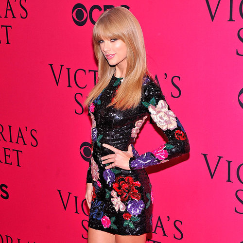 Taylor Swift Victoria's Secret Show