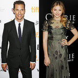 Matthew McConaughey: Alright, alright, alright. You can't kill Matthew McConaughey. It's impossible. That is all. Chloë Moretz: Are you KIDDING me? Not only does Chloë have amazing skills as a fighter, as honed in Kick-Ass, she is also superscary. She has the added bonus of being cute as a button, so she could really make people think she's weak and feeble before snapping their necks. CGM FTW. — Maggie Pehanick, assistant entertainment editor