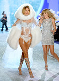 Fasten Your Garter Belts For Tonight's VS Fashion Show!
