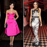 Daisy Lowe and Amber Le Bon Wear Perfect Party Dresses