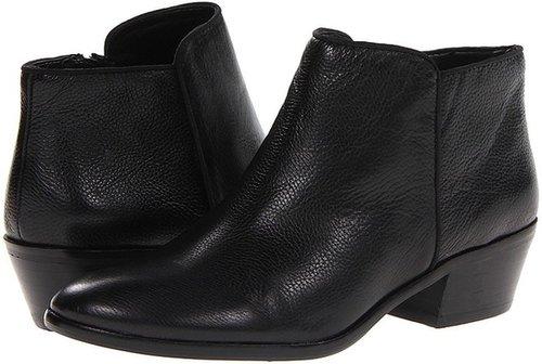 Sam Edelman - Petty (Black Leather) - Footwear