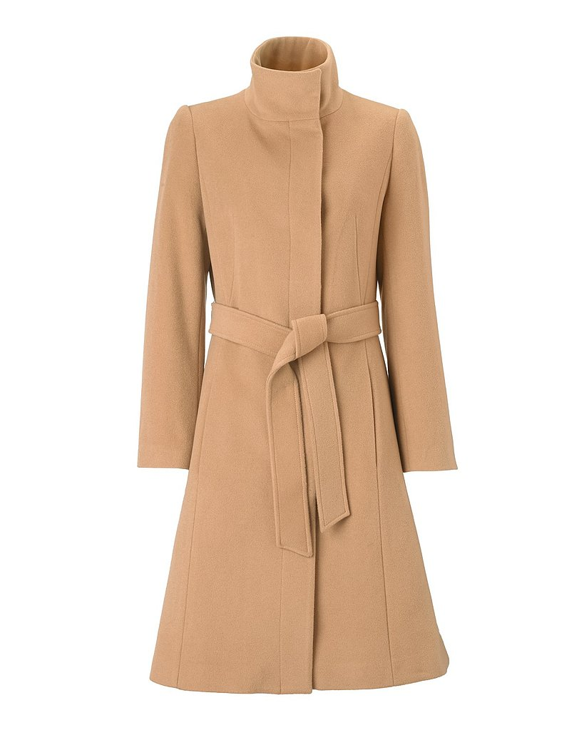 Jigsaw Funnel Neck Belted Coat ($468)This feminine and timeless coat screams Kate Middleton. It also comes from the brand she worked for right out of college.