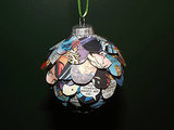 Comic Book Ornament