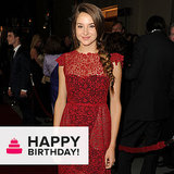 Shailene Woodley: From American Teen to Red Carpet A-List