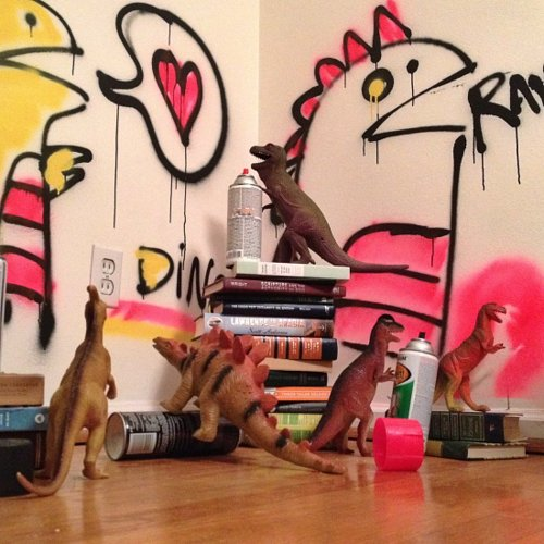 Dad Creates Dinovember For Kids