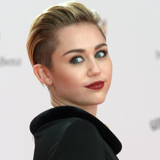 Miley Cyrus Covers Up For The Bambi Awards
