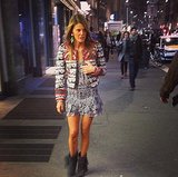 Somebody got an early peek at H&M's Isabel Marant gear. Source: Instagram user anna_dello_russo
