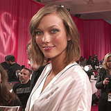 Video of the 2013 Victoria's Secret Angels Backstage