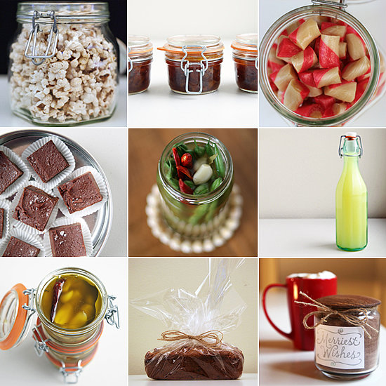Over 60 Ideas For Homemade Edible Gifts!