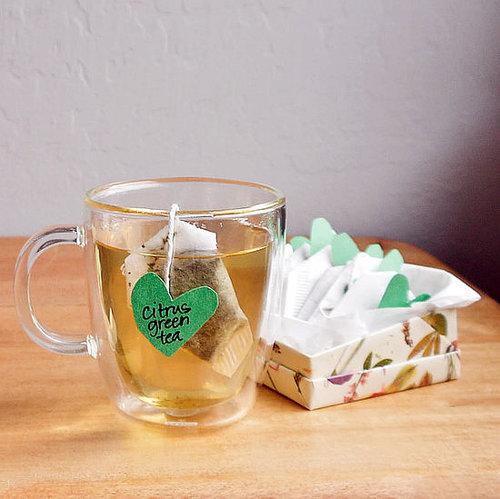 DIY Tea Bags
