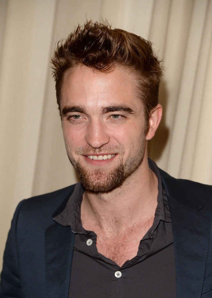 Robert Pattinson attended the 6th annual Go Go Gala.