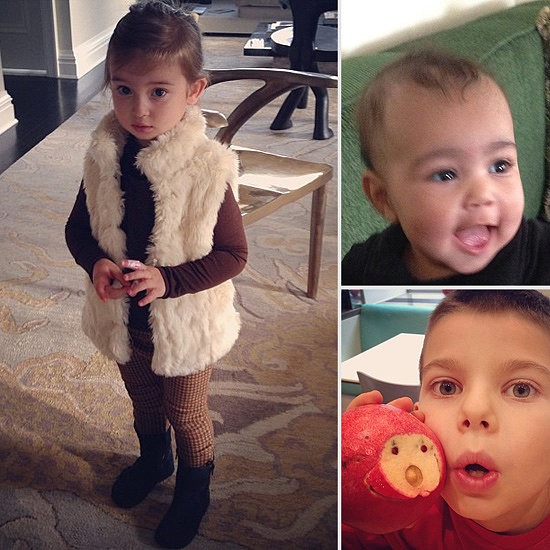 Arabella, Axl, and More: Celeb Parents' Best Photos of the Week