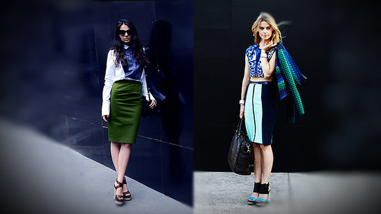 3 Reasons Why Pencil Skirts Are the New Mini