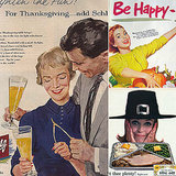Thanksgiving Tips For Ladies From Vintage Ads