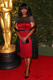 Octavia Spencer attended the 2013 Governors Awards in LA.