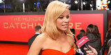 Elizabeth Banks Shares The Hunger Games Rules of Wearing McQueen
