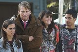 The Middle Sigi Gradwohl, Jack McBrayer, and Mary Birdsong on The Middle.